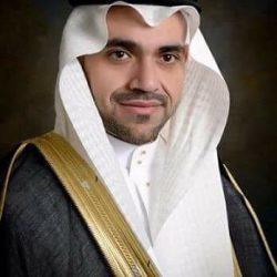 معالي الرئيس العام يلتقي قائد قوة المسجد الحرام