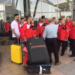 الجهاز الفنى للطائرة يختار التشكيل النهائي للمشاركة فى البطولة العربية