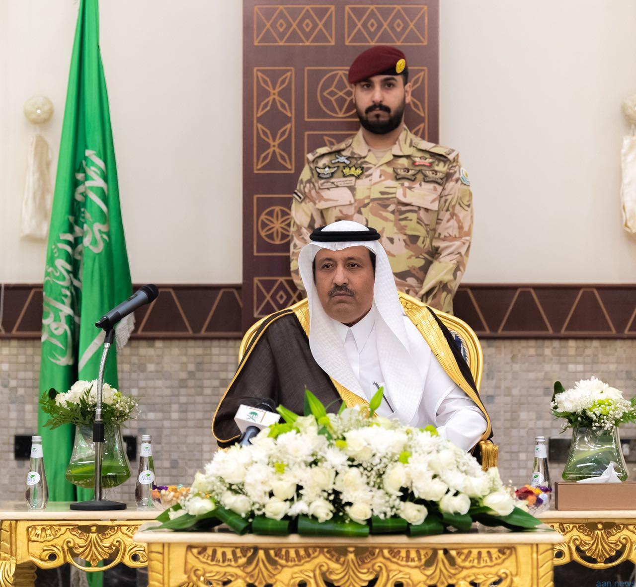 أمير الباحة يلتقي المسؤولين ورؤساء المجالس البلدية في ...