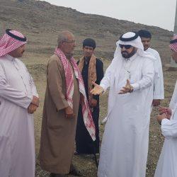 الرئيس التنفيذي لشركة اسمنت العربية في ضيافة أبناء مركز الملك عبد الله بن عبد العزيز