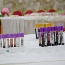 كلية الاتصالات والمعلومات بالرياض تدشّن حملة للتبرع بالدم
