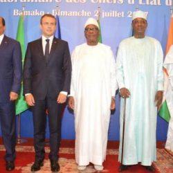 """""""موريتانيا"""" رئيس الحكومة المغربية يحضر مؤتمر دول الساحل."""