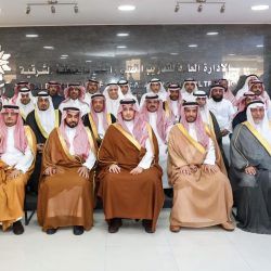تمرين وهمي وخطة اخلاء بمكتب العمل لمحافظة الجبيل