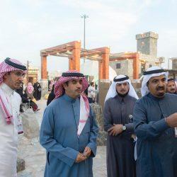 أمير منطقة الباحة يدشن توسعة وتطوير طوارىء العقيق