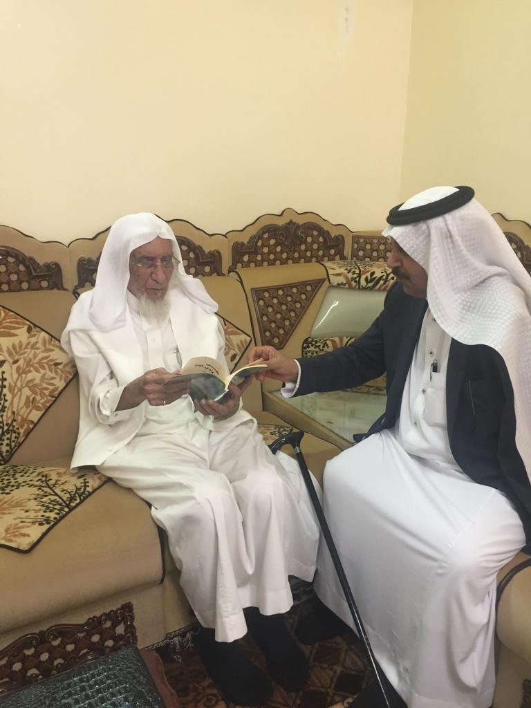 """بفقد الشيخ """"المليص""""فقد الوطن أحد رموزه الكبار"""