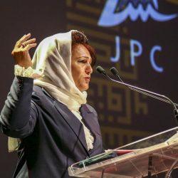 انطلاق ملتقى (المرأة السعودية الثالث) على مسرح مركز الملك فهد الثقافي