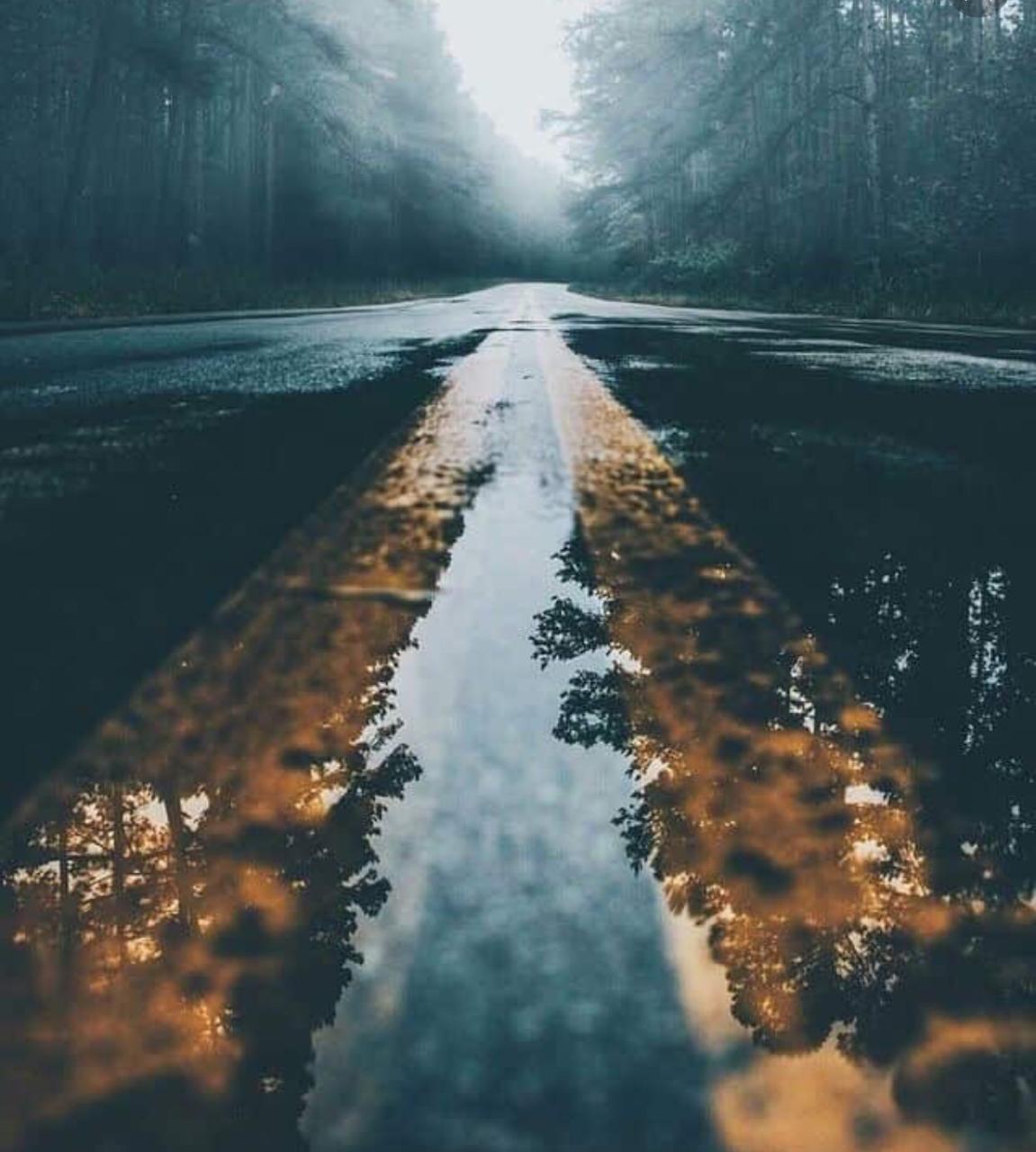 طريق العبور ..
