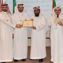 عذاري الخالدي.. أوَّل سعوديَّة تشارك في مهرجان الملك عبدالعزيز للصقور!