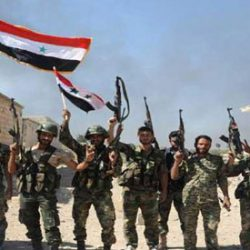 5 صواريخ تستهدف السفارة الأميركية ببغداد وتسقط في محيطها