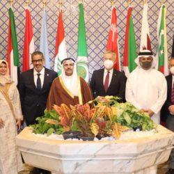 """*المملكة تفتتح جناحها السعودي بمشاركة من 12 شركة سعودية في معرض """"أيدكس 2021″*"""