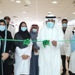 أمير منطقة تبوك يدشن مستشفى الولادة والاطفال الجديد بالمنطقة