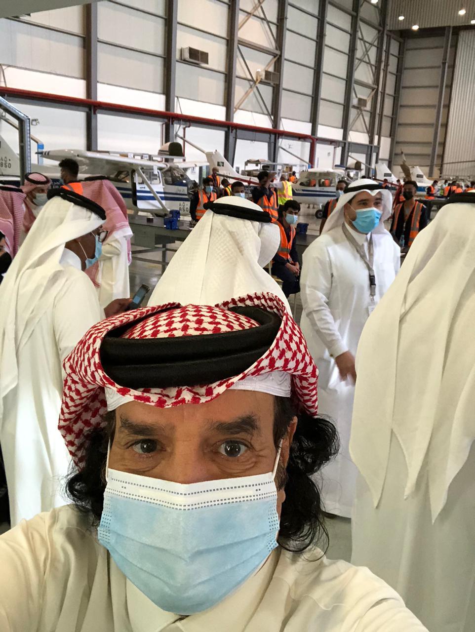 أحلام الشباب السعودي تتحقق