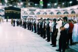 32 جوالاً من جامعة الامام عبد الرحمن يشاركون في خدمة ضيوف الرحمن
