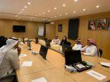 اجتماع عمل يجمع بر جدة مع جامعة الملك عبدالله للعلوم والتقنية