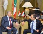 وزير الخارجية العراقى يلتقي نظيره اللبناني في بيروت
