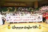 فريق كره اليد بنادي الوحده يفوز بكأس الأمير سلطان بن فهد بن عبدالعزيز و يصعد رسميا لكأس العالم للأندية