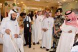 صحة مكة تدشن عيادة الإقلاع عن التدخين بالعيادات الشاملة التخصصية لقوى الأمن بالعاصمة المقدسة