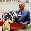 فخامة رئيس جمهورية صوماليلاند يرفع التهنئة لخادم الحرمين الشريفين بمناسبة ذكرى البيعة الرابعة
