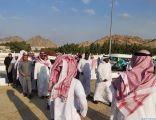 """تشييع جثمان مدير صحيفة """"خبر عاجل"""" الدكتور محمد عوجري"""