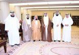 رئيس مجلس الامه الكويتى يستقبل عضو هيئة كبار العلماء في السعودية الشيخ عبدالله المنيع