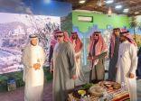 """""""وكيل إمارة الرياض"""" يزور قرية الباحة التراثية ويتجول في أركانها"""