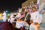 """""""أعضاء مجلس الشورى"""" يشيدون بقرية الباحة التراثية ويؤكدون بأنها جسدت حضارة الباحة"""
