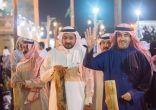 """وكيل إمارة الباحة يشيد بقرية الباحة التراثية..ويؤكد: """"مشرّفة لإنسان الباحة"""""""