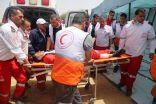 """""""آركو"""" تدين الاعتداءات الهمجية لسلطات الاحتلال  المتكررة على رجال الإسعاف والمتطوعين بالهلال الاحمر الفلسطيني"""