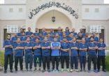 ختام دورة مدربي كرة القدم للمستوى ( D ) بنادي المضيبي بسلطنة عمان