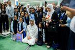 عبدالله بن زايد يفتتح معرض أبوظبي للكتاب
