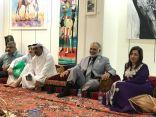 """جلسة فنية في """"أرت هاب"""" أبوظبي"""