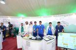 انطلاق برامج وفعاليات جامعة الملك خالد بالخيمة السياحية الدعوية بأبها