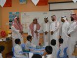 مدير تعليم ينبع يفتتح نادي البيروني للرياضيات