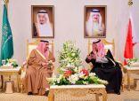 أمير منطقة الرياض يشرّف احتفال سفارة مملكة البحرين باليوم الوطني