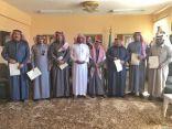 «تعليم الوجه» يكرم المشاركين بمهرجان التراث والصناعات الوطنية