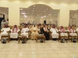 """""""شرطة محافظة قلوة"""" تحتفي بالمتقاعدين من منسوبيها برعاية من المحافظة وشرطة المنطقة"""