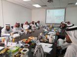 مكتب التعليم بشرق الرياض يستضيف لقاء مشرفي قضايا شاغلي الوظائف التعليمية