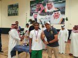 نادي الباحة لذوي الاحتياجات الخاصة يفوز بالميداليات الذهبية