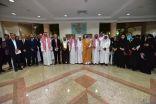 """المنظمة العربية للهلال الاحمر والصليب الأحمر تودّع أمينها السابق """"السحيباني"""""""