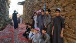 مدير سياحة الباحة يُشيد بإفطار عيد الفطر داخل قرية تراثية