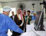 سفير المملكة لدى الأردن يزور مخيم الزعتري للاجئين السوريين.٣