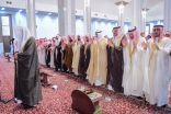 جموع المصلين يؤدون صلاة الاستسقاء في جميع مناطق المملكة