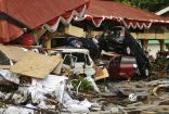 تسونامي يجرف 400 شخص في أندونيسيا ويحول مهرجان إلى مأساة