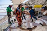 بالفيديو ..ماكاي يختار أطول مسار انزلاقي في العالم لطلب يد سوزان