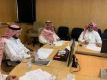 لجنة استثمار بر جدة تدرس بند الاستثمار بالاسهم