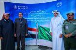 استقبال حافل في مطار بغداد بالرحلة الافتتاحية للناقل الوطني الخطوط السعودية وتدشن التشغيل الرسمي والرحلات المنتظمة بين المملكة والعراق