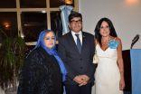 سفير الأرجنتين في المؤتمر الصحفي:     عشرة قضايا عن جزر المالفيناس الأرجنتينية مجموعة الدعم السعودي