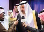 الأمير حسام بن سعود يدشن مشاريع التدريب التقني والمهني بمنطقة الباحة بتكلفة اجمالية بلغت 164 مليون ريال