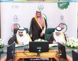 الحسام يرعى توقيع اتفاقية بين جامعة الباحة والمؤسسة العامة للتدريب التقني والمهني
