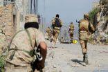 الجيش اليمني يحرر عدة مناطق في عملية المحاور الثلاثة